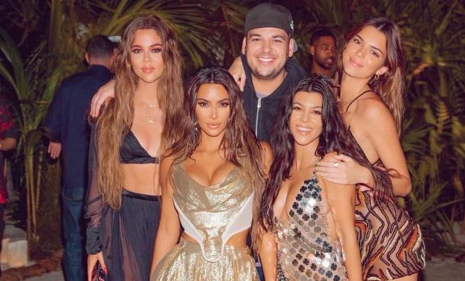 The best memes from Kim Kardashian's private island party