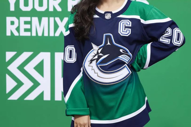 Vancouver Canucks Retro Jersey Stirs Mixed Reactions News 1130