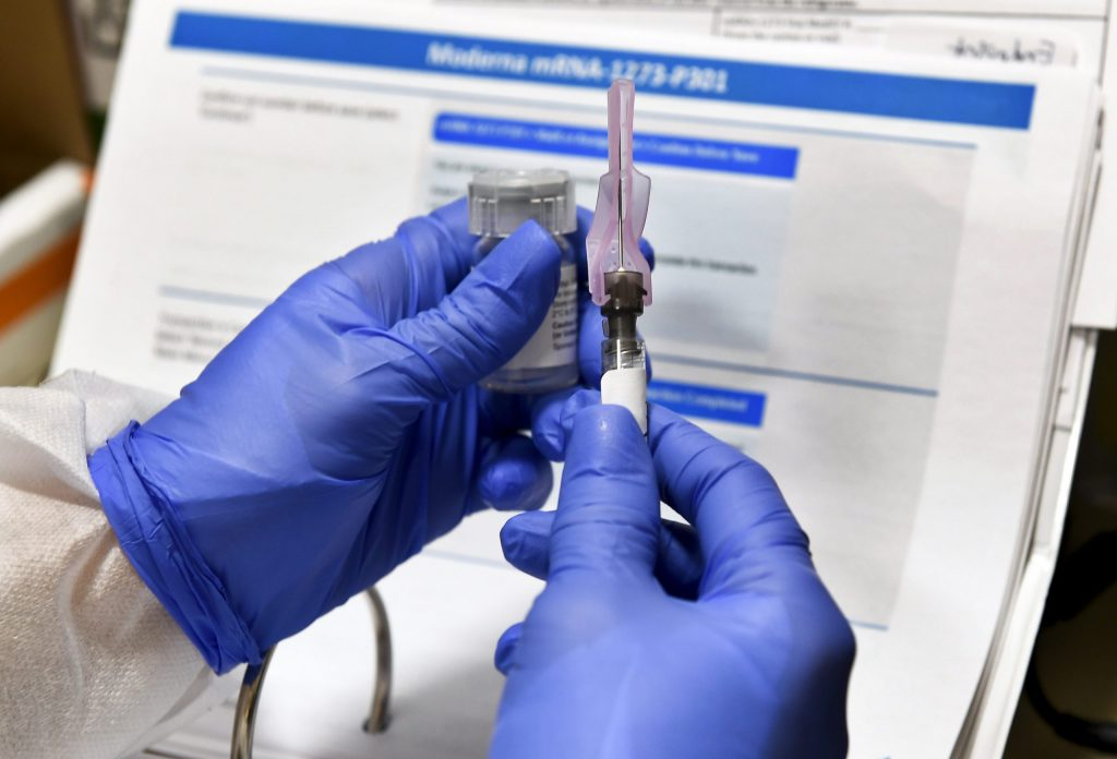 B.C. RCMP called in to protect COVID-19 vaccine, help with delivery