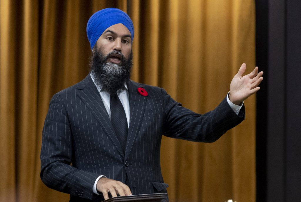NDP leader believes pandemic is an opportunity to build homes - NEWS 1130
