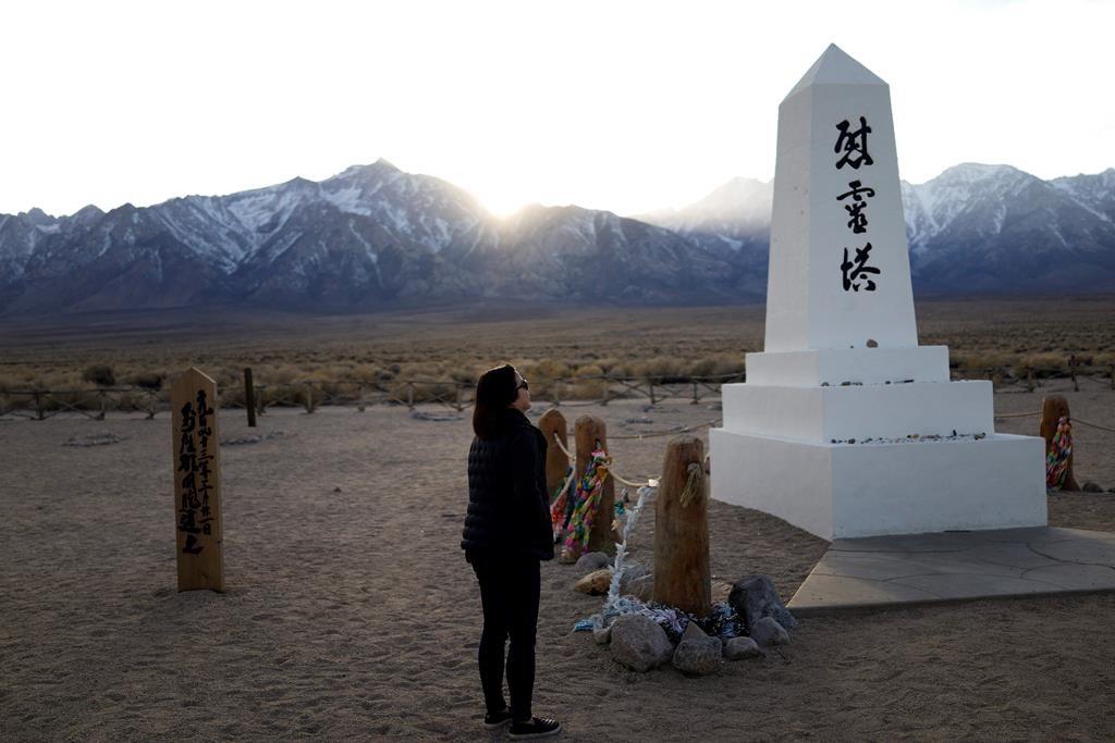 Subasta de eBay de arte japonés de internamiento retirado después de una protesta