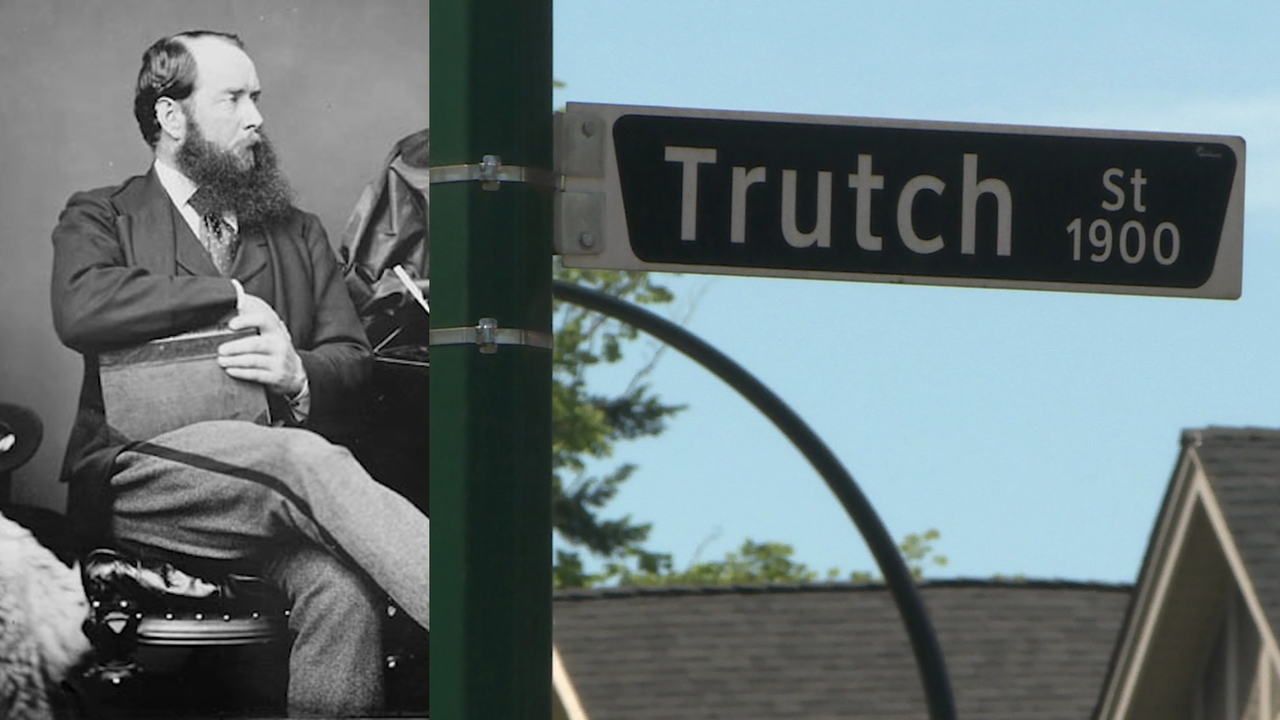 Vancouver's mayor looks to rename Trutch Street - NEWS 1130