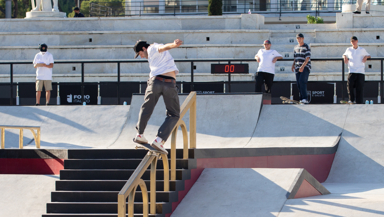 Canada's first Olympic skateboard team features three B.C. men