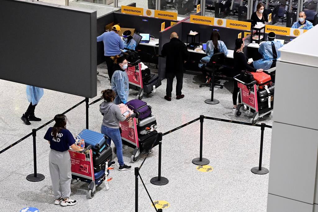Canada extends nonessential travel restrictions to July 21