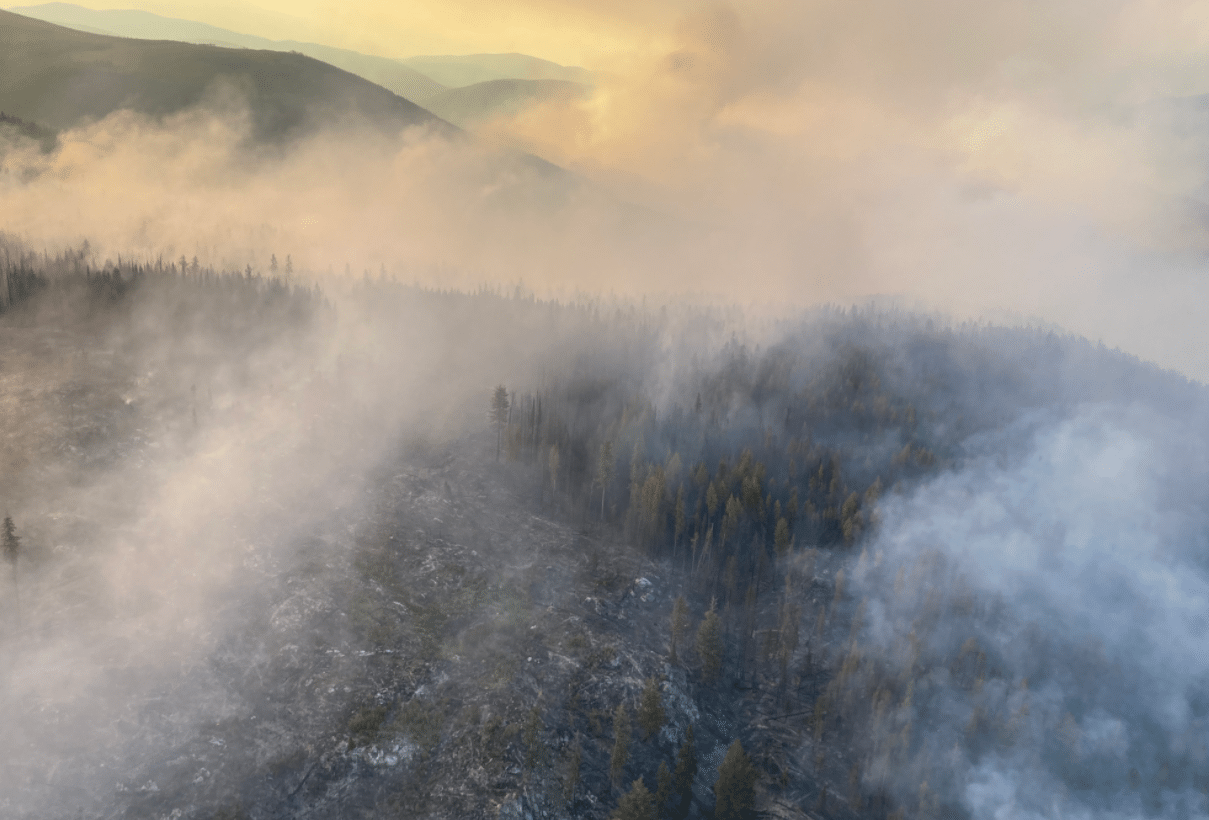 Climate change fueling B.C. wildfires now and in years to come