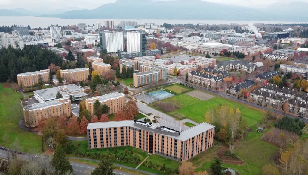 UBC community collectively grieves loss of two students' lives - NEWS 1130